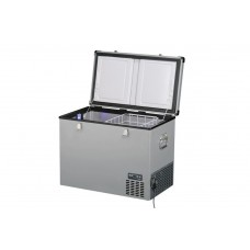 Ladă frigorifică de capacitate mare Travel Box Steel 100